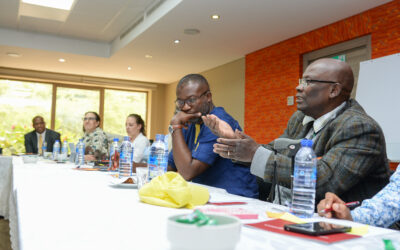 Engaging education stakeholders in Ghana symposium