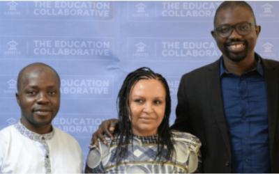 Engaging the stakeholders in education, Ghana
