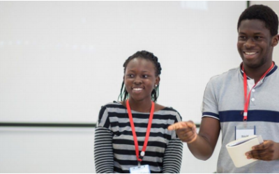 Ashesi Before Ashesi: Critical Thinking Pedagogy Workshop for High School Teachers
