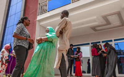 Starting with East Africa, the Education Collaborative looks to scale impact across the continent
