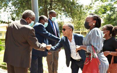 On growing impact, Eastern African University heads  kickoff Education Collaborative regional hub model
